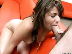 Esperanza Rojas with big bottom gets far down fucked in her mouth off out of one's mind uncalculated cadger