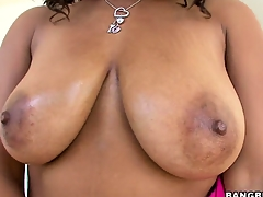 Stacie Lane's delicious grungy chocolate gazongas offer milky goodness